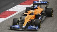 Daniel Ricciardo - první předsezonní testy v Bahrajnu