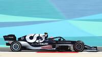 Pierre Gasly - první předsezonní testy v Bahrajnu
