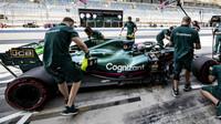 Sebastian Vettel - 2. den předsezonních testů v Bahrajnu