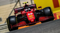 Carlos Sainz - 2. den předsezonních testů v Bahrajnu