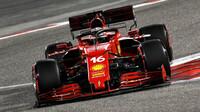 Charles Leclerc - 2. den předsezonních testů v Bahrajnu