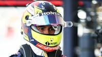 Sergio Pérez - 2. den předsezonních testů v Bahrajnu