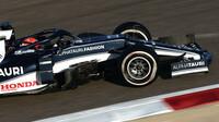 Juki Cunoda - 3. den předsezonních testů v Bahrajnu