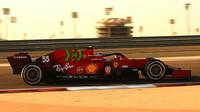 Carlos Sainz - 3. den předsezonních testů v Bahrajnu