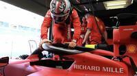 Charles Leclerc - 3. den předsezonních testů v Bahrajnu