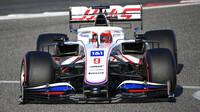 Nikita Mazepin - 3. den předsezonních testů v Bahrajnu
