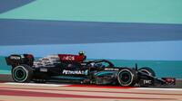 Valtteri Bottas - 3. den předsezonních testů v Bahrajnu