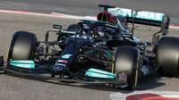 Lewis Hamilton - 3. den předsezonních testů v Bahrajnu