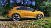 DS 7 CROSSBACK GRAND CHIC 2.0 BlueHDi 180 EAT8