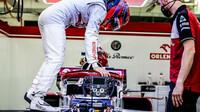 Kimi Räikkönen - páteční trénink v Bahrajnu