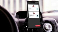 O2 v rámci projektu C-Roads představil mobilní aplikaci pro komunikaci automobilů navzájem, i s dalšími zařízeními