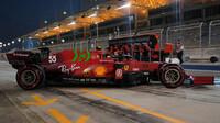 Sainz věří, že měl lepší tempo než McLaren. Co říká na rychlost Leclerca? - anotační obrázek