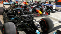 Nejrychlejší vozy po kvalifikaci v Bahrajnu