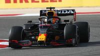 Max Verstappen - sobotní trénink v Bahrajnu