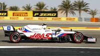 Mick Schumacher - sobotní trénink v Bahrajnu