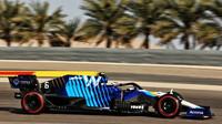 Nicholas Latifi - sobotní trénink v Bahrajnu
