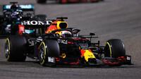 Max Verstappen - závod v Bahrajnu
