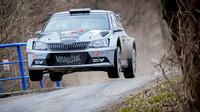 Dominik Stříteský senzačně debutoval s Fabií Rally2 - anotační obrázek
