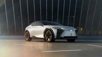 Lexus LF-Z Electrified prezentuje budoucí jízdní schopnosti, design a technologie