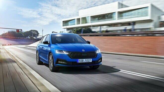 Škoda připravila Octavii pro náročnější, dynamickou verzi Sportline