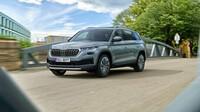 MODERNIZOVANÝ KODIAQ. Škoda představila své největší SUV s vylepšeními a novým TSI - anotační foto