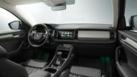 Škoda Kodiaq s modernizovaným interiérem