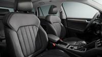 Škoda Kodiaq nabízí na přání ekologická sedadla s kvalitními potahy z veganských, recyklovaných materiálů