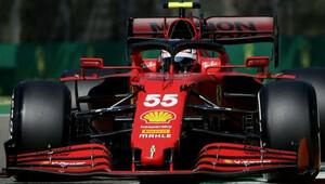 Sainz už  velká vylepšení nečeká. Jak je to s podlahou testovanou v Portugalsku? - anotační obrázek
