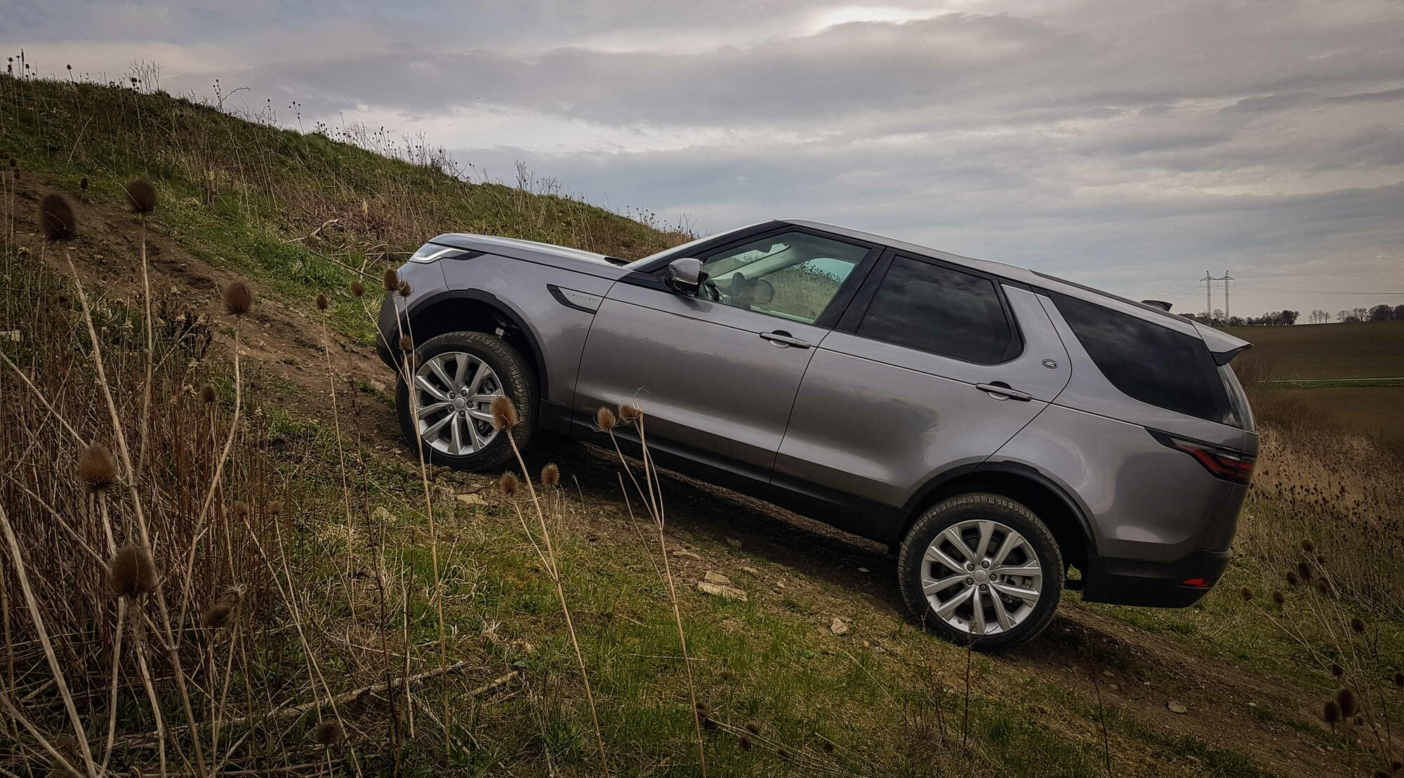 Land Rover Discovery D300