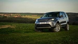 Land Rover Discovery D300 - Hybridní mastodont za 2,4 milionu, který zvládne téměř vše - anotační obrázek