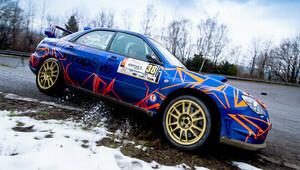 Rally Monte-Komvet 2021 - anotační obrázek