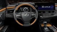 Lexus ES - nový dotykový displej přesunul o více než 100 mm blíže k řidiči