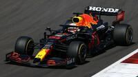 Max Verstappen - závod v Portugalsku