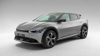 Kia EV6 - elektrický crossover se pyšní futuristickým ztvárněním plným high-tech detailů