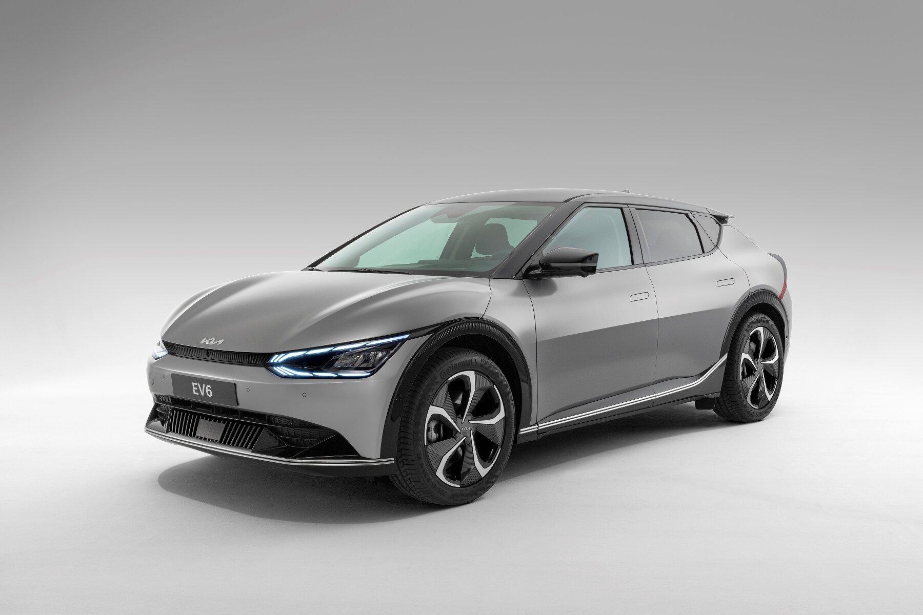 POD MILION ANI NÁHODOU, Kia zahájila v ČR předprodej modelu EV6