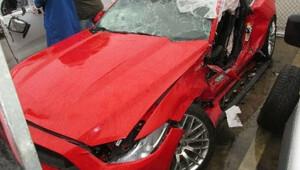 Čech si koupil Mustanga. Po roce mu zbyly oči pro pláč a německý autobazar mlčí - anotační obrázek