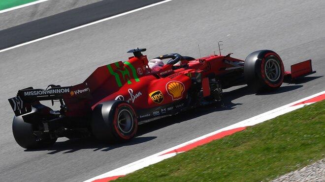 Charles Leclerc prokázal na Red Bull Ringu bojovnou formu (ilustrační foto)