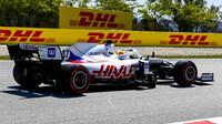 Mick Schumacher - kvalifikace v Barceloně