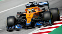 Daniel Ricciardo - kvalifikace v Barceloně