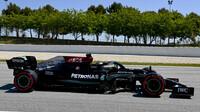 GP ŠPANĚLSKA: Hamilton si Verstappenem poradil v depu i na trati - anotační obrázek