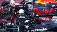 Tři nejrychlejší jezdci po kvalifikaci v Barceloně