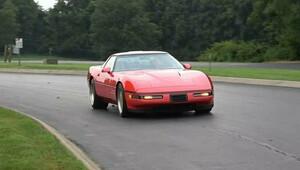 Chevrolet Corvette C4 V12, objem ničím nenahradíš - anotační obrázek