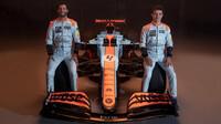 Nové zbarvení vozu McLaren pro Velkou cenu Monaka