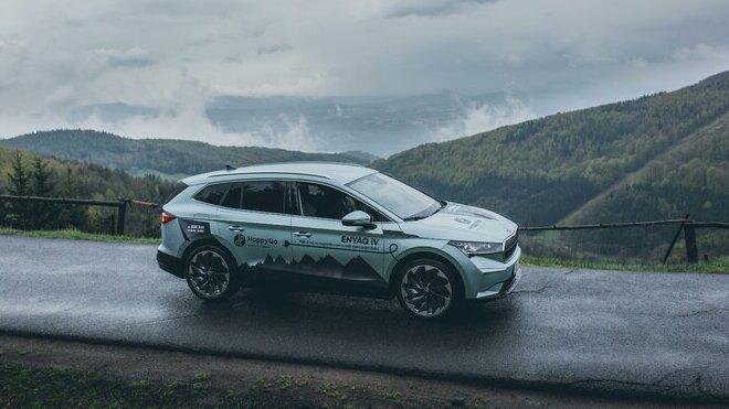HoppyGo Škoda Enyaq