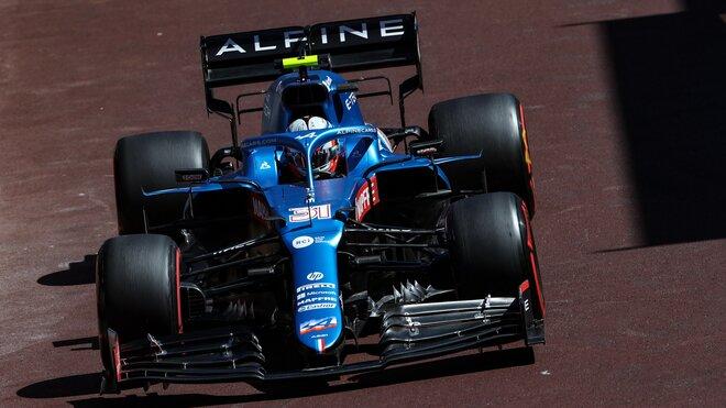 Nové jméno ve Zlaté knize vítězů GP - Esteban Ocon a vlastně i Alpine F1