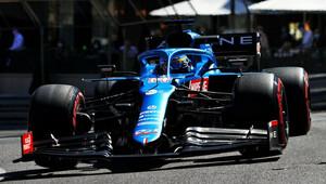 Fernando Alonso s Alpine A521