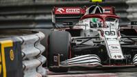 Antonio Giovinazzi - kvalifikace v Monaku