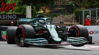 Sebastian Vettel - kvalifikace v Monaku
