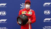 Charles Leclerc vyhrává kvalifikaci v Monaku