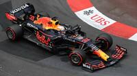 Max Verstappen - kvalifikace v Monaku